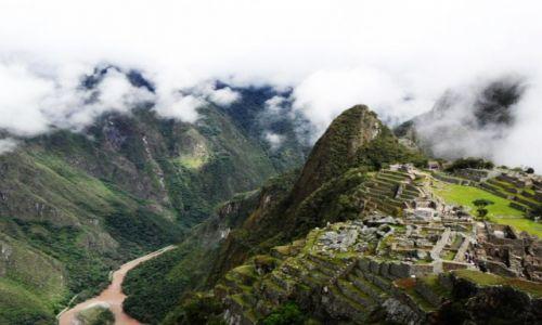 Zdjęcie PERU / Machu Picchu / Machu Picchu / MPIIII
