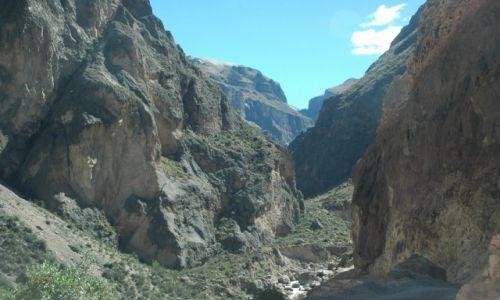 PERU / Arequipa / Huactapa / Huacullo (zdjęcie do art.)