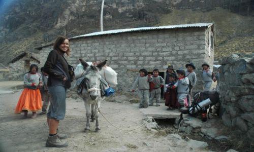 PERU / Arequipa / Huactapa / Chincayllapa (zdjęcie do art.)