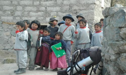 PERU / Arequipa / Chincayllapa / Chincayllapa (zdjęcie do art.)