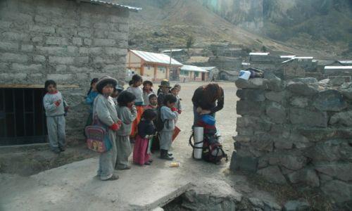 PERU / Arequipa / Chincayallapa / 1.Chincayallapa (zdjęcie do artykułu)