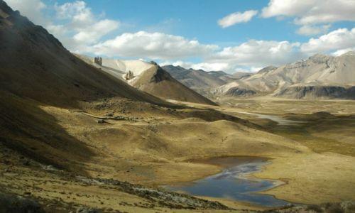PERU / Arequipa / Peruwiańskie Andy / Peruwiańskie Andy 2 (zdjęcie do artykułu)