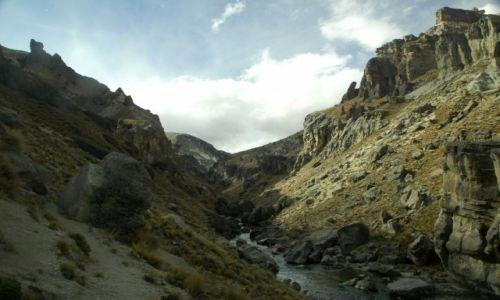 Zdjęcie PERU / Arequipa / Peruwiańskie Andy / 2. Andy. Peru