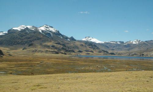 Zdjęcie PERU / Arequipa / Peruwiańskie Andy / 3. Andy. Peru. Culipampa