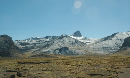 Zdjecie PERU / Arequipa / Peruwiańskie Andy / 4. Andy. Peru. Culipampa