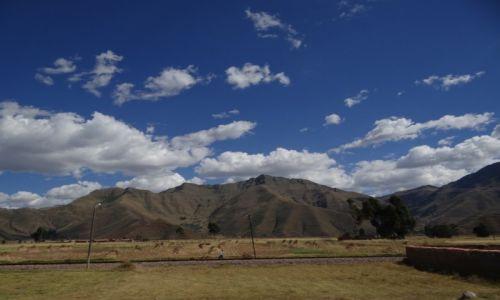 Zdjecie PERU / Okolice Arequipy / Okolice Arequipy / ... i człowiek na torach