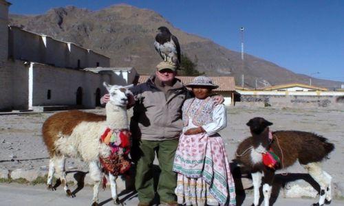 Zdjecie PERU / - / Polnocne Peru / Wioska w Pery