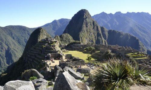 Zdjęcie PERU / Cordillera Vilcabamba / Machu Picchu / Machu Picchu