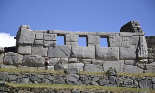 Zdjęcie PERU / Cordillera Vilcabamba / Machu Picchu / Kunszt