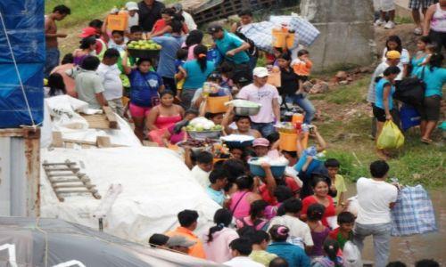 Zdjęcie PERU / Amazonka / Amazonka / przystanek