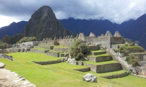 Zdjęcie PERU / -Cusco / Machu Picchu /  **