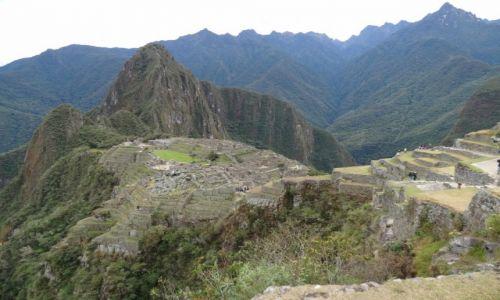 Zdjęcie PERU / Cusco / Machu Picchu / **