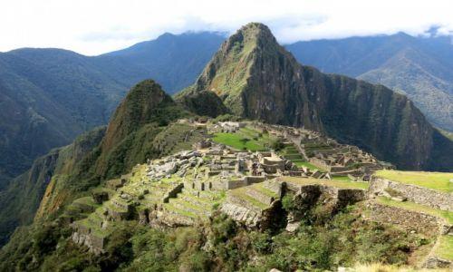 Zdjecie PERU / Peru / Machu Picchu / Machu Picchu