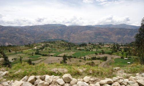 Zdjęcie PERU / Ancash / okolice Yungay / Peruwiańskie krajobrazy