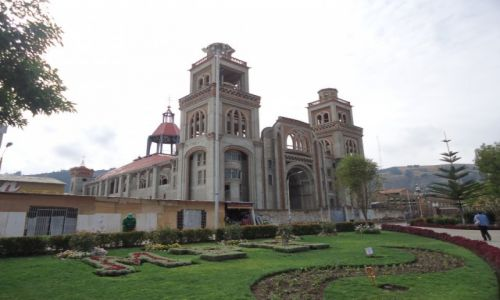 Zdjęcie PERU / Ancash / Huaraz / Katedra w Huaraz