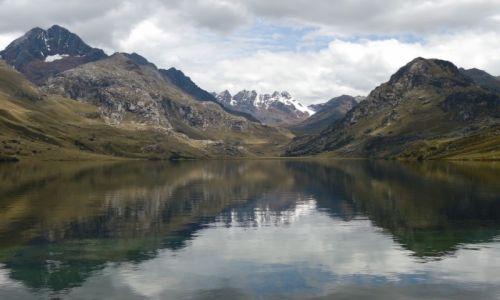 Zdjęcie PERU / Ancash / Park Narodowy Huascaran / Laguna Querococha