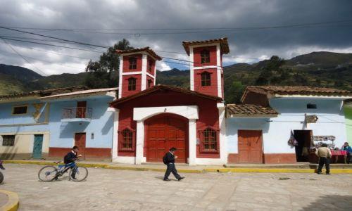 Zdjęcie PERU / Ancash / Chavin de Huantar / Kolory Peru