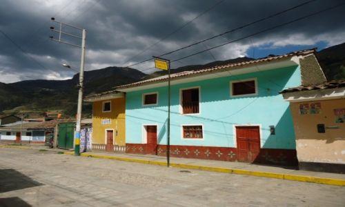 Zdjęcie PERU / Ancash / Chavin de Huantar / Kolory Peru (3)