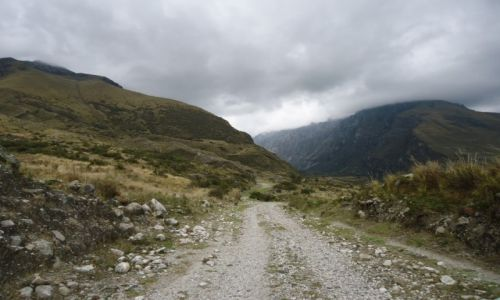 Zdjęcie PERU / Ancash / okolice Huaraz / W górach (2)