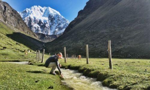 Zdjęcie PERU / Cusco  / Salkantay  / Trekking wokół Salkantay