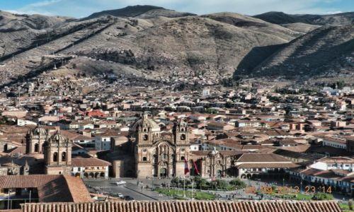 Zdjęcie PERU / Cusco  / Plaza de Armas / Plaza de Armas w Cusco