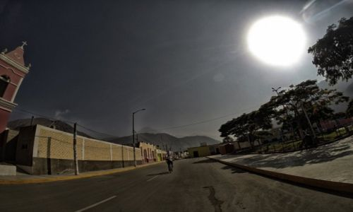 Zdjęcie PERU / Lima / Lunahuana / Rowerem po Peru c.d.