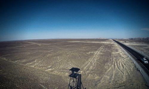 Zdjęcie PERU / Nazca / Nazca  /  Linie Nazca. Kto widzi drzewo