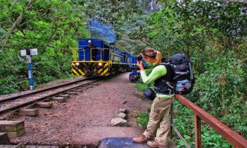 Zdjęcie PERU / Cusco / Machu Picchu / W drodze do Machu Picchu