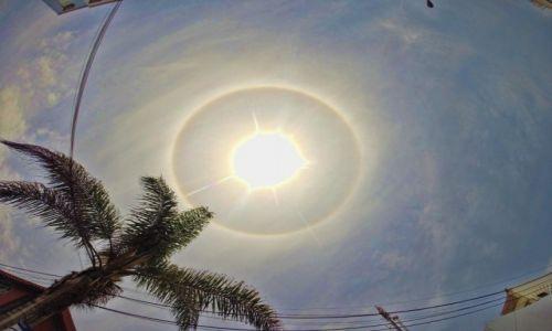 PERU / Lima / lima / Słońce w mieście