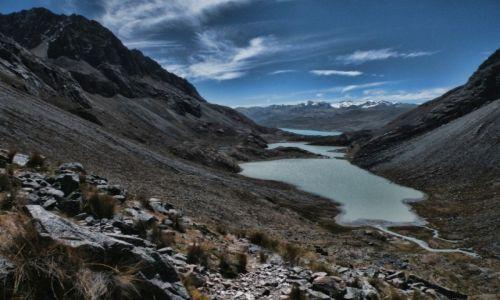 Zdjęcie PERU / Ausangate / Na szlaku  / W drodze na szczyt Colque Cruz