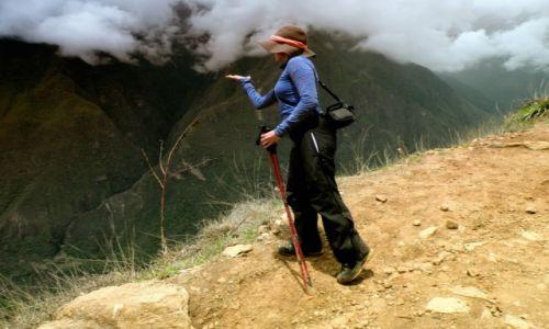 Zdjecie PERU / Cusco / Na trasie / W drodze do Choquequirao