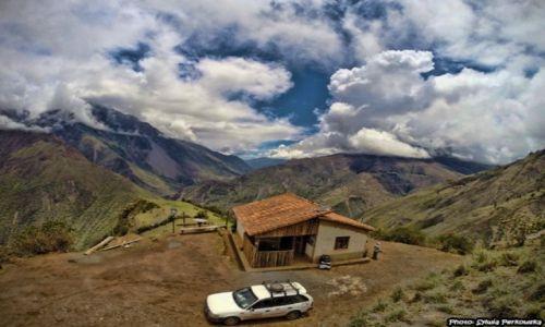 PERU / Cusco / Niedaleko Kaczora / Początek szlaku do Choquequirao