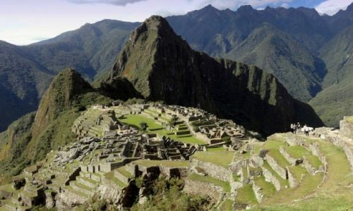 Zdjęcie PERU / Machu Picchu / Machu Picchu / Peruwiańska klasyka