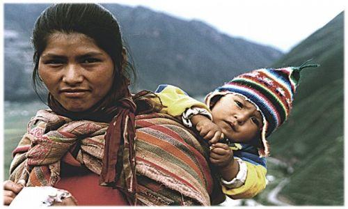 Zdjęcie PERU / Cuzco / na szlaku / Dawno temu w Andach