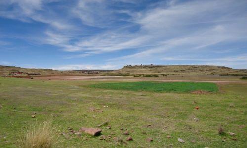 Zdjęcie PERU / Puno / Sillustani / Krajobraz