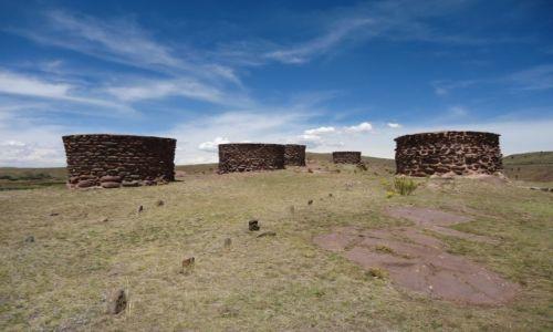 Zdjecie PERU / Puno / Sillustani / Chullpa Qaracac