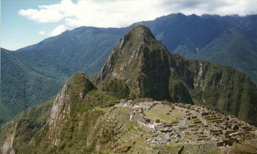 Zdjęcie PERU / Płd. Peru / Aguas Calientes / Machu Picchu