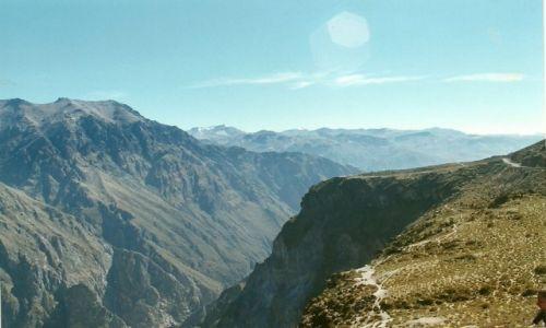 Zdjęcie PERU / Płd. Peru / Cabanaconde / Kanion del Colca