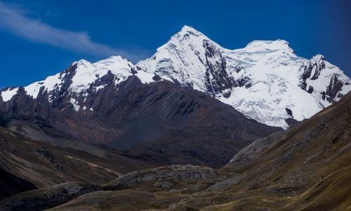 Zdjecie PERU / Huaraz / Park Narodowy Huascarán / Białe Kordyliery