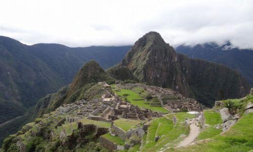 Zdjęcie PERU / Machu Picchu / Machu Picchu / Zagubione miasto Inków