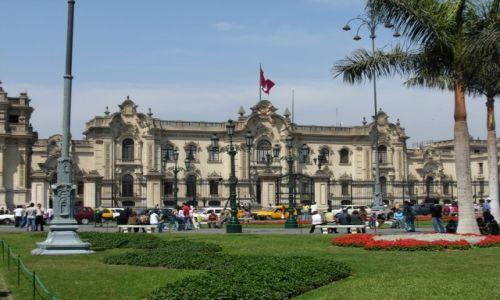 Zdjęcie PERU / Peru / Lima / Lima