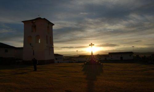 Zdjęcie PERU / brak / Okolice Cusco / Krzyż andyjski
