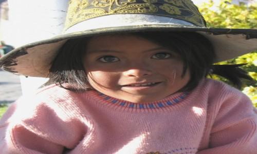 Zdjecie PERU / Andy / Miasteczko w Andach / Peruwianeczka