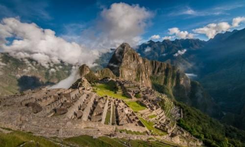 Zdjęcie PERU / Andy / Machu Picchu / Machu Picchu