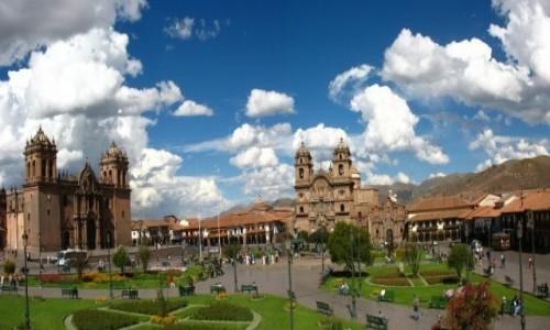 Zdjecie PERU / Cusco / PLaza de Armas / Cusco