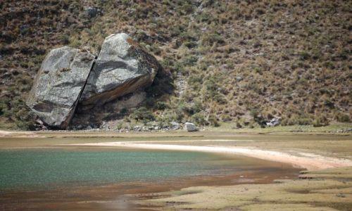 Zdjęcie PERU / Cordyliera Blanca / Huaraz / Koldyliera Biała - Laguna