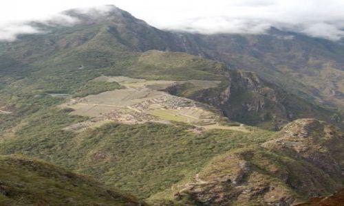 Zdjecie PERU / brak / Machu Picchu widok z Wayna Picchu / Machu Picchu