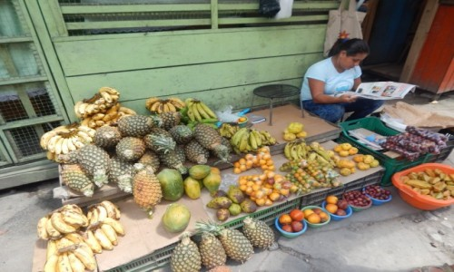 Zdjęcie PERU / Iquitos / Iquitos / Najpierw gazeta a potem klient!