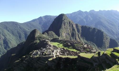 Zdjęcie PERU / Machu Picchu / Machu Picchu / Machu Picchu