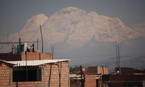 Zdjęcie PERU / Cordyliera Blanca / Huaraz / Huaraz
